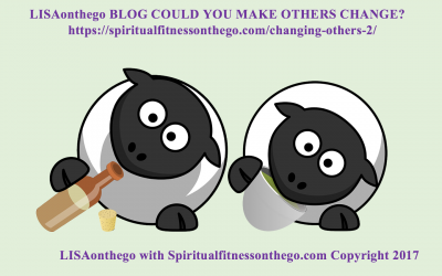 Changing Others, LisaOnTheGo Blogger