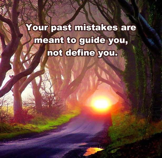 mistakes, posted by healing light