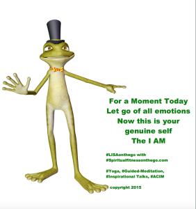 frog I AM