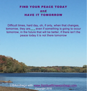 PEACE Today