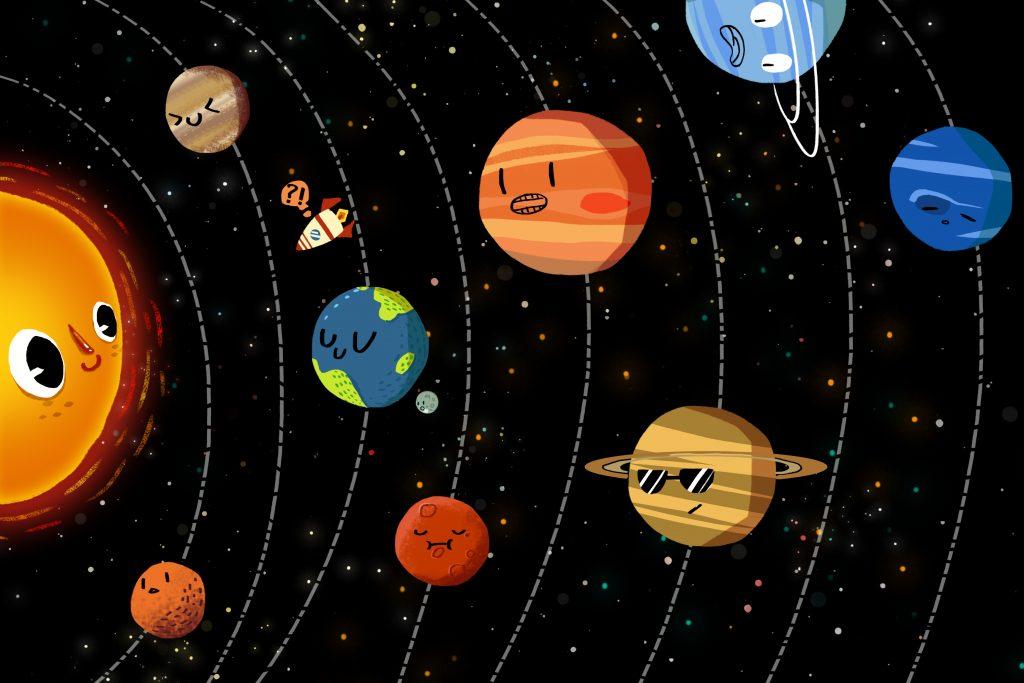 planets retrograde