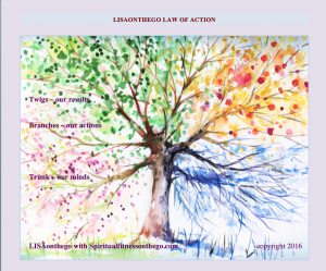 TREE OF ACTION