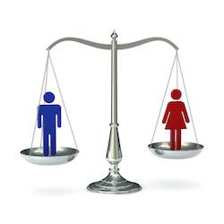 gender balanced