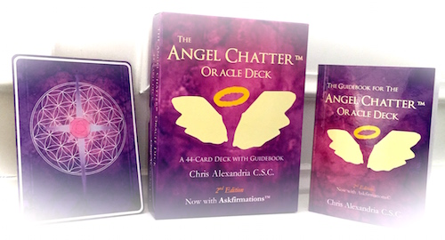 AngelChatter Cards