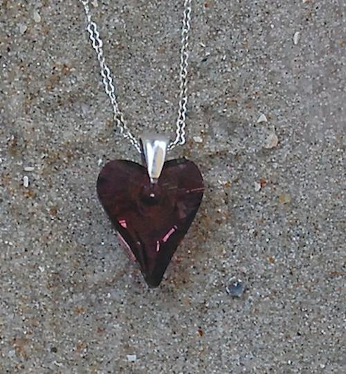 Faith Earrings & Pendant Necklace
