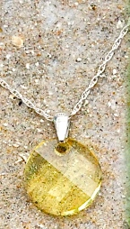 Crystallic Bella Pendant Necklace