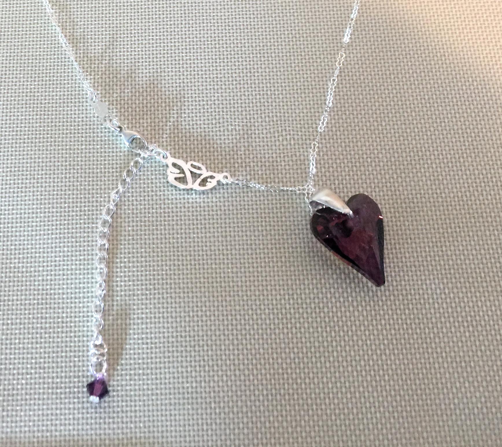 Faith pendant necklace spiritual fitness on the go faith pendant necklace aloadofball Image collections