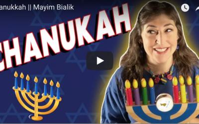 A Talk, Explanation What is Hanukkah by Maim Bilalik